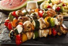 Honey Kebabs