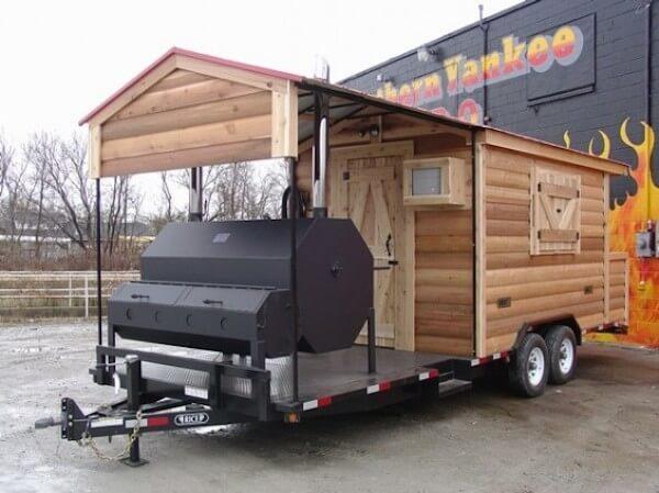 Cabin BBQ Grill