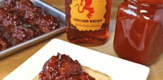Fireball BBQ Sauce