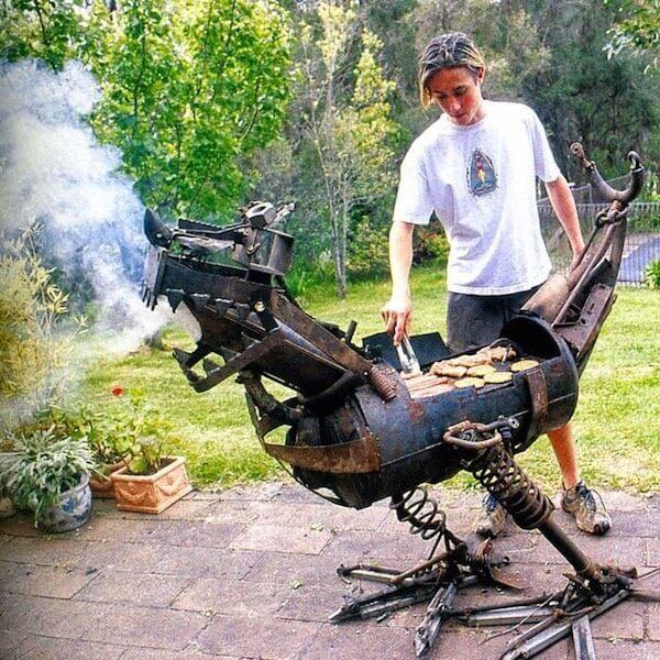 Dragon BBQ Grill
