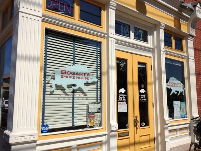11. Bogart's Smokehouse, St. Louis