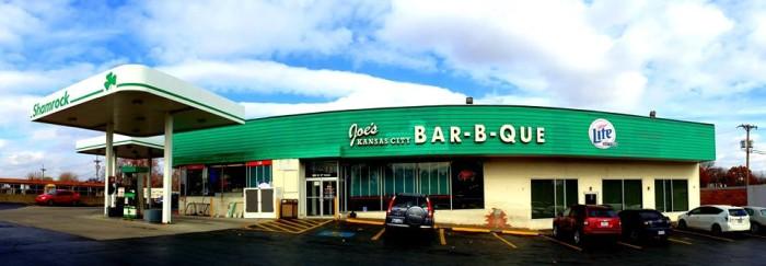 12. Joe's Kansas City Bar-B-Que, Kansas City
