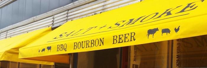 2. Salt + Smoke, BBQ Bourbon and Beer, University City, St. Louis