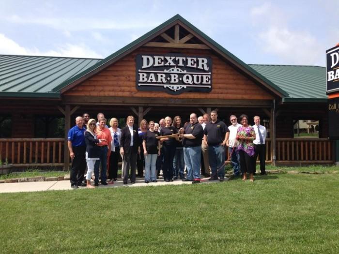 3. Dexter Bar-B-Que, Cape Girardeau