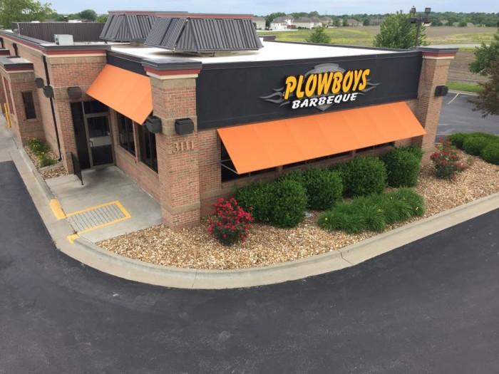 6. Plowboys BBQ, Blue Springs